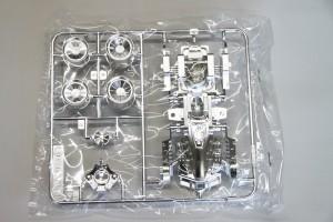 リアルミニ四駆 バックブレーダー ゴールドボディ3