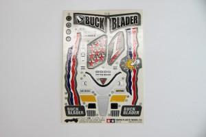 リアルミニ四駆 バックブレーダー ゴールドボディ7